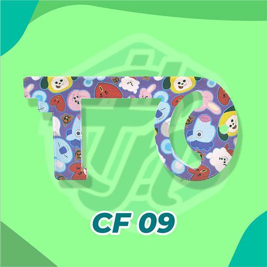 Corona Finger Akrilik CF09 (BT21)