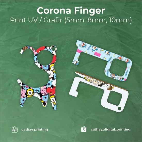 Corona Finger (Cofing)