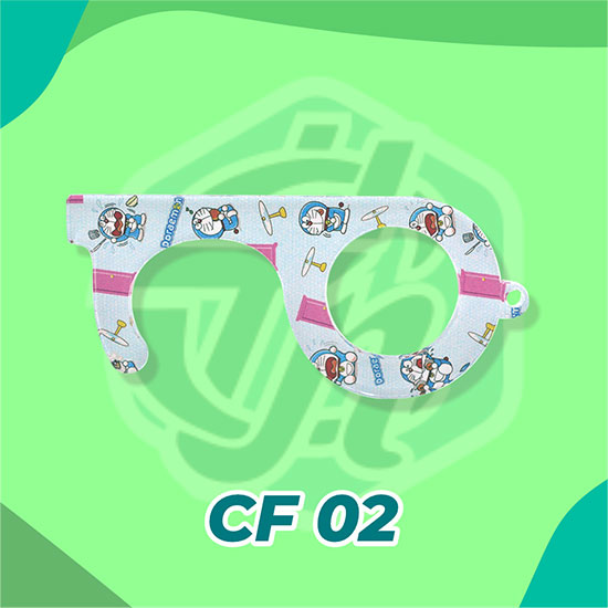 Corona Finger Akrilik CF02 (Doraemon)