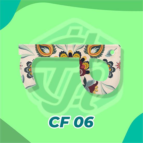 Corona Finger Akrilik CF06 (Leaf)