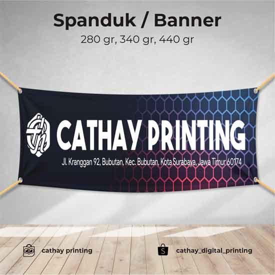 Spanduk / Banner