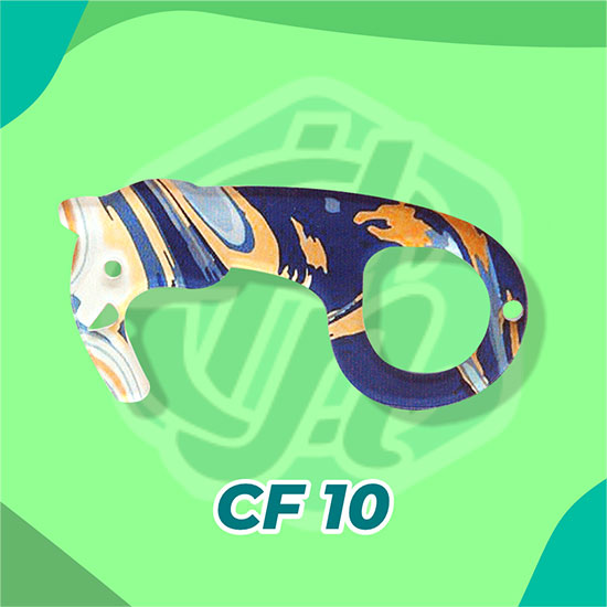 Corona Finger Akrilik CF10 (Watercolour)
