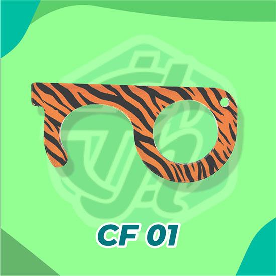 Corona Finger Akrilik CF01 (Tiger)