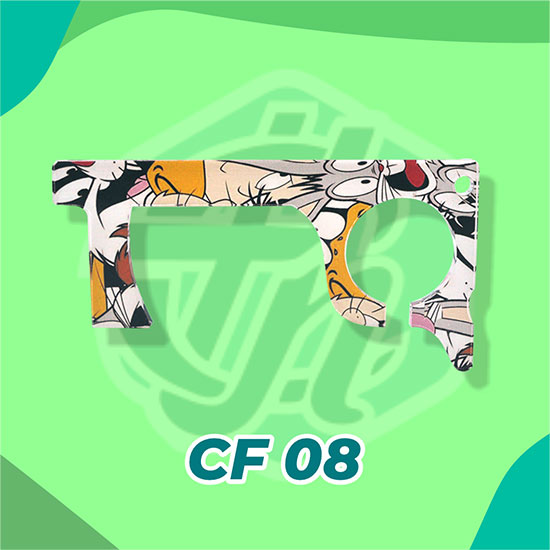 Corona Finger Akrilik CF08 (Looney Tunes)