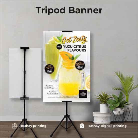 Tripod Banner