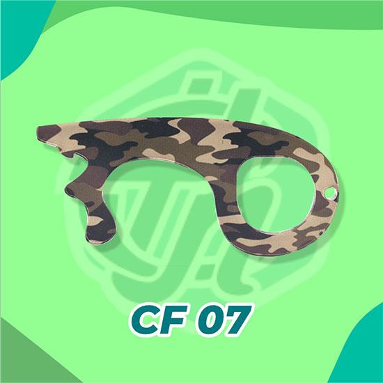 Corona Finger Akrilik CF07 (Army)