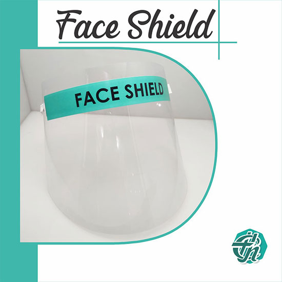 Face Shield APD Helm (Simple)