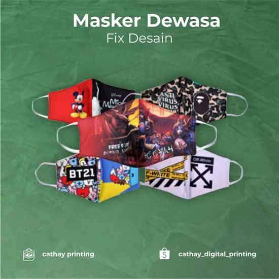 Masker Dewasa